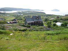 Port Rexton, Newfoundland, an amazing B&B overlooking Trinity Bay