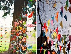 Mellis'art Ideas y Decoración de Eventos: Fiesta en el Jardin