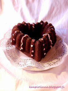 Kääpiölinnan köökissä: Where do broken hearts go? - Särkyneen sydämen kakku