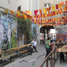 Check out this Wanderlist: The Ultimate Guide To Berlin