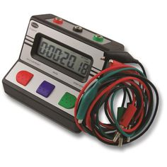 The Brannan bench top timers are easy to use and are particularly suited for use in schools. They have colour coded buttons and a clear LCD display, housed in a robust ABS casing. This models has 4mm sockets for external triggering but the timer is also available without this facility. Supplied complete with full operating instructions and batteries.