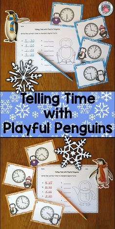 This resource; suitable for kindergarteners, first, second, and third graders; includes 6 different sets of color-coded analog clock cards covering telling time to the hour, half-hour, hour and half-hour, quarter hour, five-minute intervals, and one-minute intervals for you to select from. $