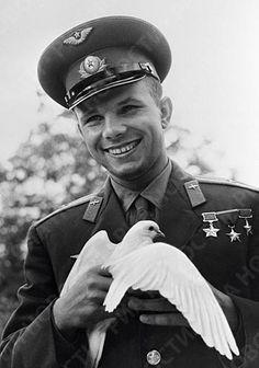 Yuri Gagarin!