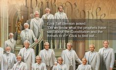 Latter-day Conservative - LDS Prophets, America, Freedom, Liberty, Constitution, Mormon Politics