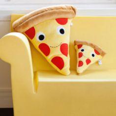 Diy Fun Pillows: Подушка пицца салями   подушки   Pinterest   Pillows,