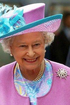 HM Queen Elizabeth II the Jardine Brooch