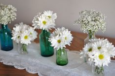 Simple Wedding Centerpieces | Simple Wedding Centerpiece Ideas