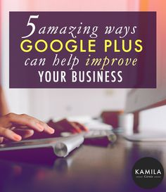 This post is awesome. Check out these 5 ways why Google plus is great.