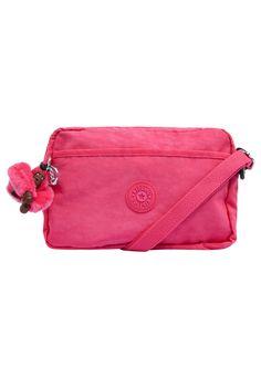Bolsa Kipling Basic Haru Fuchsia Pink Rosa - Compre Agora | Dafiti Brasil