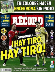 México - RÉCORD 17 de julio del 2015