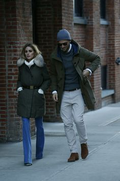 Street style of Olivia Palermo