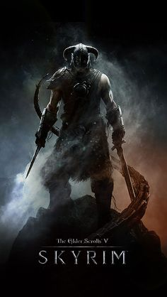 IPhone 5 HD Wallpapers Video Games 640x1136 The Elder Scrolls Skyrim