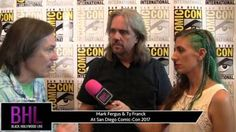Mark Fergus and Ty Franck (The Expanse) at San Diego Comic-Con 2017. -  Click link to view & comment:  http://www.afrotainmenttv.com/video/mark-fergus-and-ty-franck-the-expanse-at-san-diego-comic-con-2017/