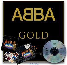 Abba - Gold: Greatest Hits - LP – Record Album on Vinyl Music Album Covers, Music Albums, Queen Album Covers, Greatest Album Covers, Music Is Life, My Music, Music Wall, Music Notes, Dancing Queen Lyrics