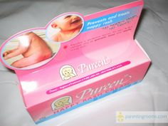 Nappy Rash Cure & Pureen Nappy Rash Cream