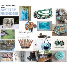 Thankful!! by artbymarionette on Polyvore featuring Religion Clothing, handmade, shopsmall, imthankfulfor, integrityTT and EtsySpecialT