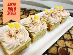 """La tradition de Pernambuco le """"bolo de rolo"""" en version gourmet #milocagourmandise #restaurantladefense"""