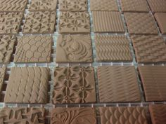 Great website for clay stamp making..this is cool