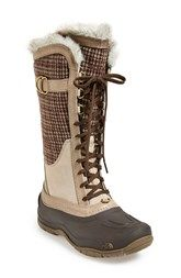 The North Face 'Shellista Luxe' Waterproof Boot