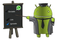 Como desativar a opção double check azul no WhatsApp