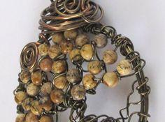 SALE PRICE Tree of Life Wirework Pendant by GlendasJewelleryOz