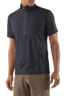 REI men's Venturi Quarter-Zip shirt