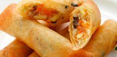 download Beignets, No Salt Recipes, Oriental Food, Mousse Cake, Savory Snacks, Spring Rolls, Empanadas, Health Remedies, Crepes