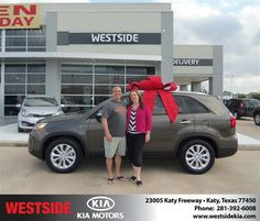 #HappyBirthday to Marcie Ann Stringer from Everyone at Westside Kia!