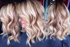 Vanilla honey blonde #dimension #blonde #honeyblonde @thechemicalqueen