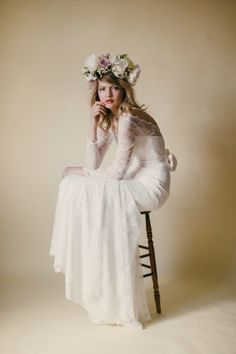 Sharon Hoey 2015 Bridal Collection | Paula O'Hara Photography