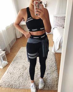 "12.4 mil curtidas, 73 comentários - Thanya W. (@thanyaw) no Instagram: ""Sportswear by @stronger #strongersweden @tesswiderberg *Werbung"""