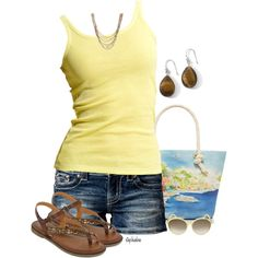 """""""Style This"""" by stephiebees on Polyvore"""