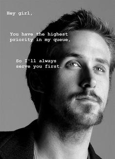 Programmer Ryan Gosling: Photo
