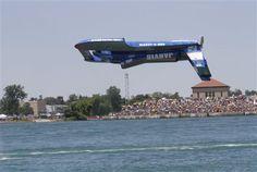 U-100 Flips Gold Cup race in Detroit