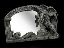 Drachenspiegel klein - stehender Drache