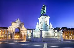 Very excited to announce our new hotel in Lisbon, Portugal – Pousada de Lisboa! With a prime position on the corner of Terreiro do Paço – the Palace Square – Pousada de Lisboa has watched over Lisbon's comings and goings for centuries.  Now, beautifully restored and transformed into a luxury, boutique hotel, it's an elegant hideaway in the heart of the city. http://www.slh.com/hotels/pousada-de-lisboa/