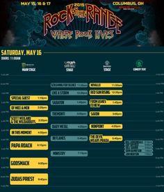 BABYMETAL 2015年ワールドツアー!アメリカ Rock on the Range フェスティバル情報ちょびっとまとめ!