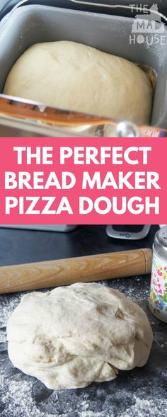 A delicious and fail-safe recipe for perfect breadmaker pizza dough every time. How to make the perfect bread maker pizza dough A delicious and fail-safe recipe for perfect breadmaker pizza dough every time. How to make the perfect bread maker pizza dough Pizza Dough Bread Machine, Dough Pizza, Dough Machine, Pizza Pizza, Pizza Cool, Quick Pizza, Bread Maker Recipes, Pizza Recipes, Pizza Dough Recipe For Bread Maker