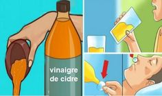 Buvez un peu de vinaigre de cidre avant de vous coucher : ceci va vous changer la vie !