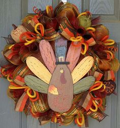 Super Cute Turkey Fall Thanksgiving by ourinspiredcreations, $99.00