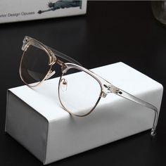1a272ec46ab2 16 Desirable Transparent Glasses Frames images