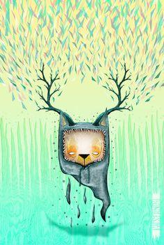 Primavera [As 4 Estações] // Spring [The 4 Seasons] by Gustando