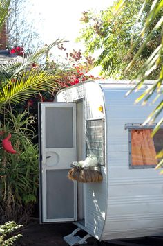 Meet Helene - Little Green Notebook rents out airstreams in San Diegi