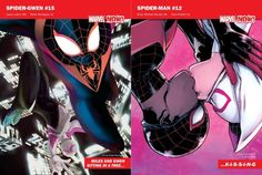 Why is Miles Morales and Gwen Stacy Not Creepy?  Since July of 2016 Marvel has been hyping the idea of a Miles Morales and Gwen Stacy relationship. For a while now I've been telling everyone who would listen that this may be one of the weirdest and stupidest things Marvel has done in a while. Yes stupider than having two consecutive events spoiled due to delays. There is really no reason to want this relationship. Let's start with the fact that Miles would be breaking the bro-code. You can…