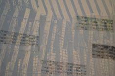 Installation: screenprints and overhead projections, 2012 Screen Printing, Skyscraper, Building, Screen Printing Press, Skyscrapers, Silk Screen Printing, Buildings, Construction, Screenprinting