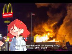 Image result for wendy's anime meme