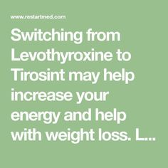 Tirosint vs Levothyroxine: The Case for Switching Thyroid Medication Switching from Levothyroxine to Tirosint may help increase your energy and help with weight loss. Learn how I use Tirosint and why it may help you here. Health Benefits, Health Tips, Weight Loss Tips, Lose Weight, Thyroid Medication, Calendula Benefits, Stomach Ulcers, Thyroid Health, Thyroid Disease