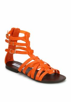 Plato-Orange-Gladiators / Steve Madden / Rs.5999