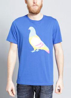 Pop Pige - Men's Graphic T-Shirt