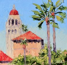Life After 30 - SOLD, painting by artist Leslie Saeta